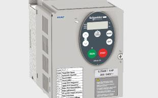 Frekvensomformer ventilation